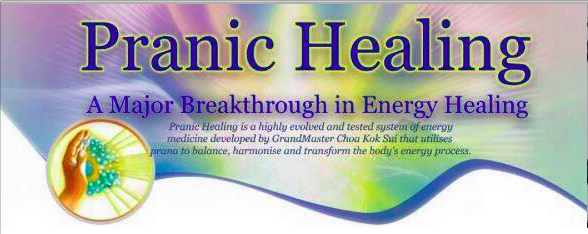 Development of modern Pranic healing