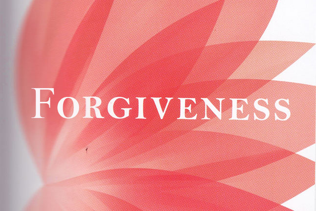 forgiveness, how to forgive, seven steps of forgivness, learn to let go