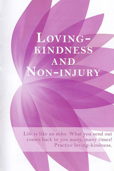 Loving-Kindness & Non-Injury